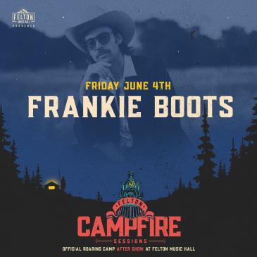 Frankie Boots (Roaring Camp After Show): Main Image