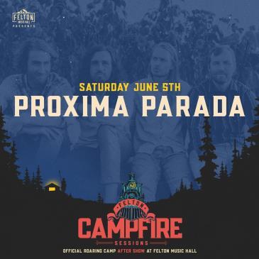 Proxima Parada (Roaring Camp After Show): Main Image