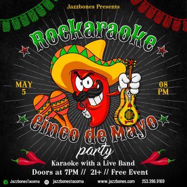 Cinco de Mayo - Rockaraoke: Main Image