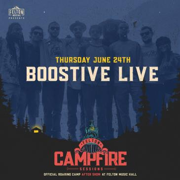 Boostive Live (Roaring Camp After Show): Main Image
