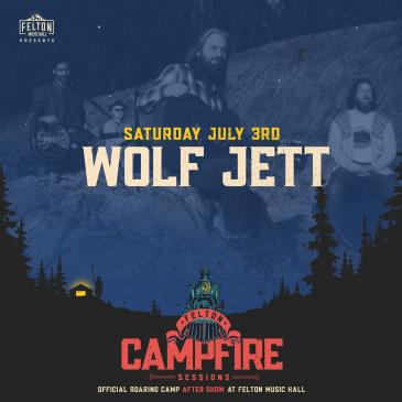 Wolf Jett (Roaring Camp After Show): Main Image