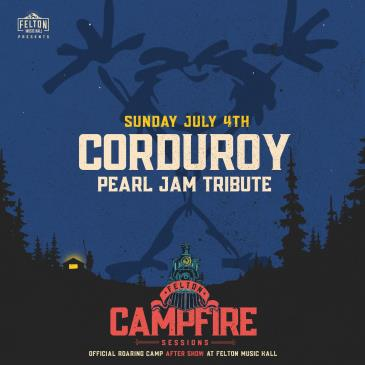 Corduroy: Pearl Jam Tribute (Roaring Camp After Show): Main Image