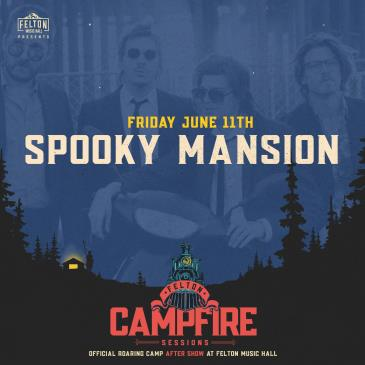 Spooky Mansion (Roaring Camp After Show): Main Image