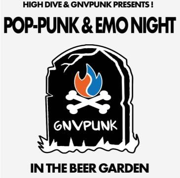 GNVpunk Pop Punk & Emo Night: Main Image