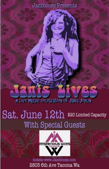 Janis Lives - A Live Music Celebration of Janis Joplin: Main Image