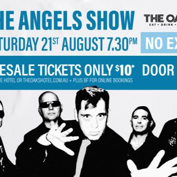 No Exit - The Angels Show-img