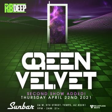 Green Velvet: Main Image