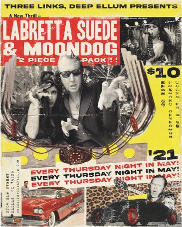 Labretta Suede & Moondog 2 Piece Pack: Main Image