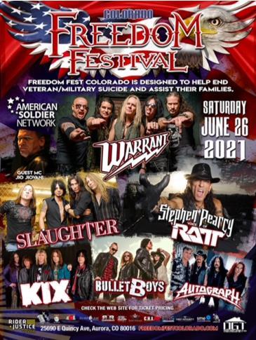 Colorado Freedom Festival:
