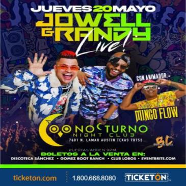JOWELL AND RANDY