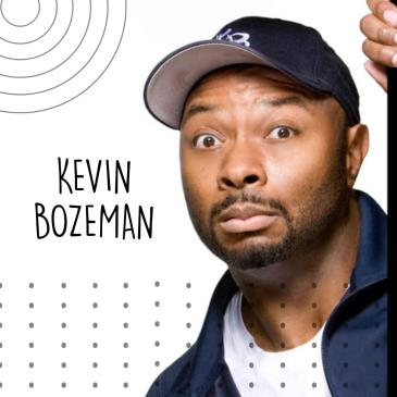 CANCELLED: Comedy Night with Kevin Bozeman: Main Image