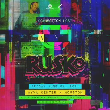 Rusko - HOUSTON: Main Image