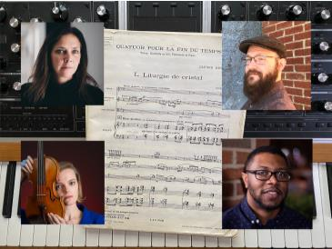 Live in the Lot: Quartet for The End of Time Reimagined: Main Image