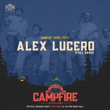 Alex Lucero | Full Band (Roaring Camp After Show): Main Image