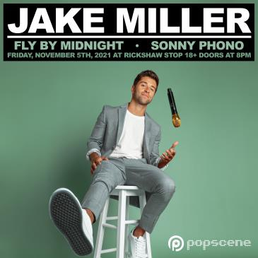JAKE MILLER - Fly By Midnight-img