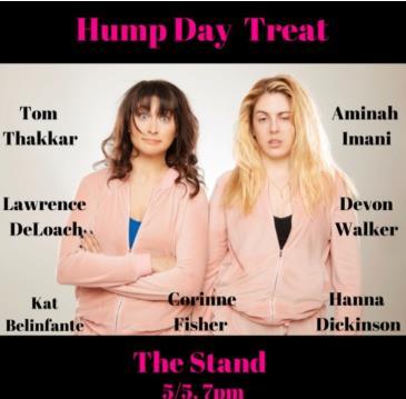Hump Day Treat!: Main Image