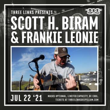 Scott H Biram, Frankie Leonie: Main Image