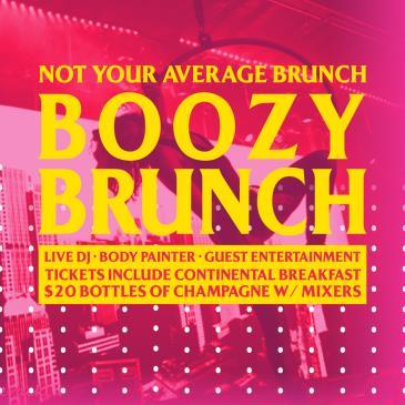 Boozy Brunch: Main Image