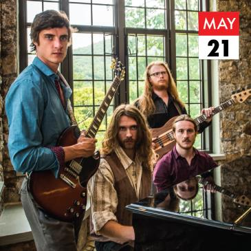 Travers Brothership, Abby & The Echoes, Pressing Strings: Main Image