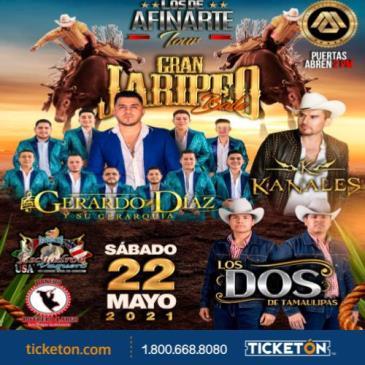 LOS DE AFINARTE TOUR: Main Image
