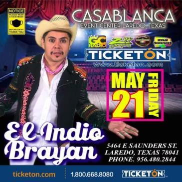 EL INDIO BRAYAN: Main Image