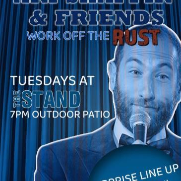 Ari Shaffir and Friends Work Off The Rust!-img