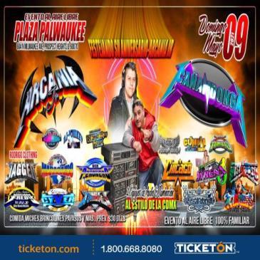 Arcania Jr 2nd Aniversario: Main Image