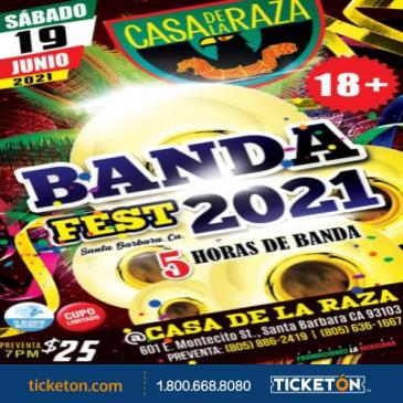 Banda Fest 2021: Main Image