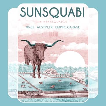 SunSquabi with Saxsquatch: Main Image