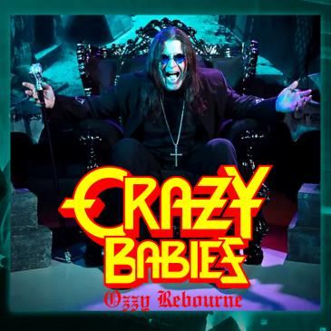 Ozzy Tribute - Crazy Babies-img