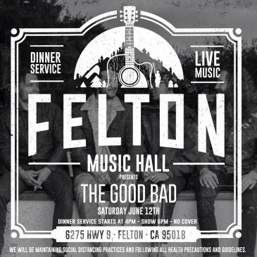 The Good Bad (Dinner & Show - No Cover): Main Image