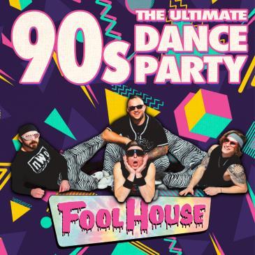 90's Dance Party ft. Fool House in Cedar Rapids, IA: