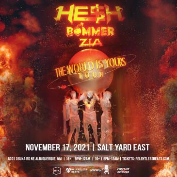 HE$H, Bommer, Zia - ABQ-img