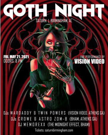 GOTH NIGHT: Main Image