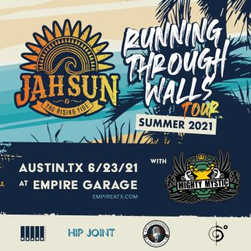 Jah Sun & The Rising Tide w/ Mighty Mystic-img