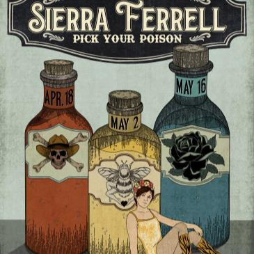 SIERRA FERRELL - Pick Your Poison *Livestream*-img