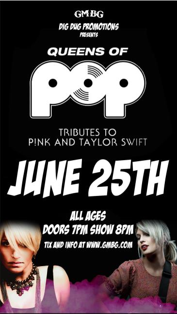 Queens of Pop: Tributes to P!nk and Taylor Swift: Main Image