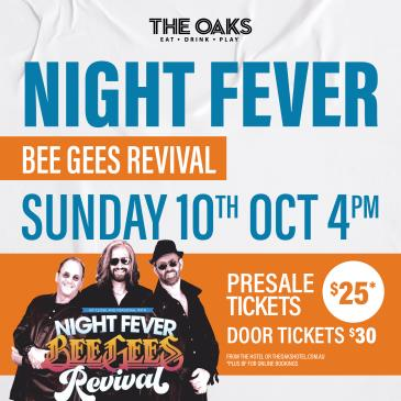 Night Fever - Bee Gees Revival: Main Image