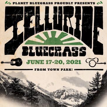 Solstice Weekend 4-Days - Telluride Bluegrass Festival 2021: Main Image