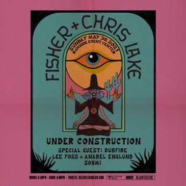 Fisher x Chris Lake - SUNDAY: Main Image