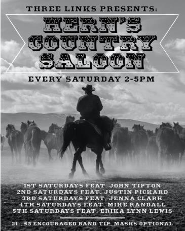 Hern's Country Saloon ft. John Tipton: