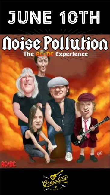 Noise Pollution (The AC/DC Experience) w/ Stoned Immaculate: Main Image