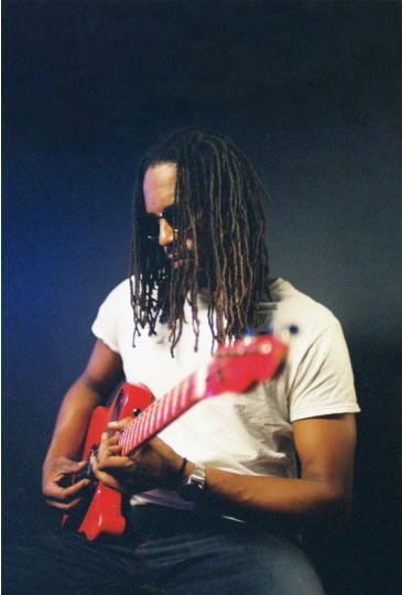 Black Joe Lewis: Main Image