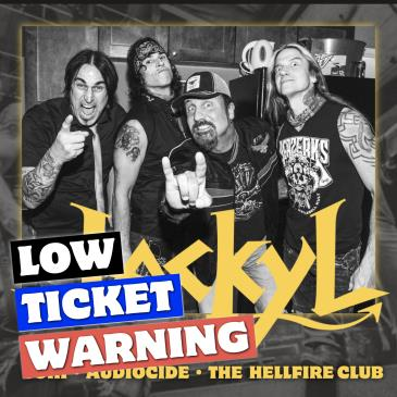SOLD OUT: Jackyl: