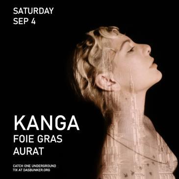 KANGA / Foie Gras / Aurat: Main Image