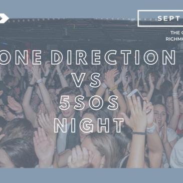Fangirl Fantasy: One Direction VS 5SOS Night-img