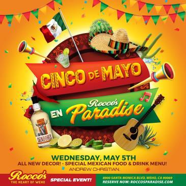 Cinco de Mayo en Paradise!: Main Image