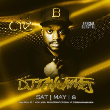 Tay James / Saturday May 8th / Clé: Main Image