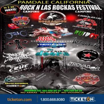 ROCK N LAS ROCKAS FESTIVAL CAMPING