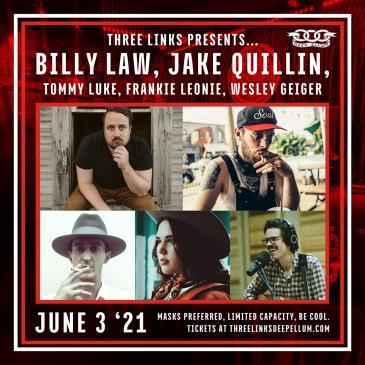 Billy Law,Jake Quillin,Tommy Luke,FrankieLeonie,WesleyGeiger: Main Image